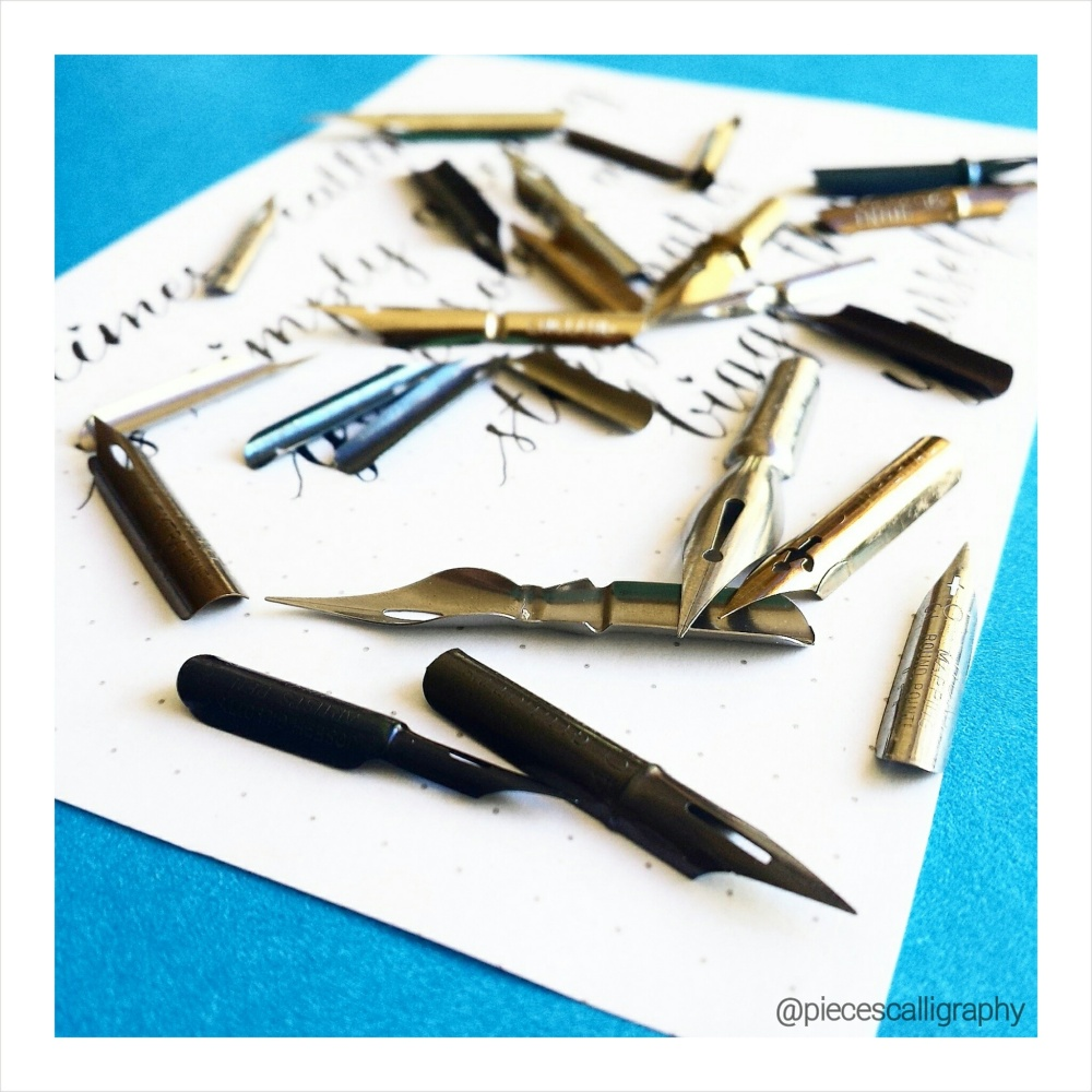 nibs galore // paper and ink arts