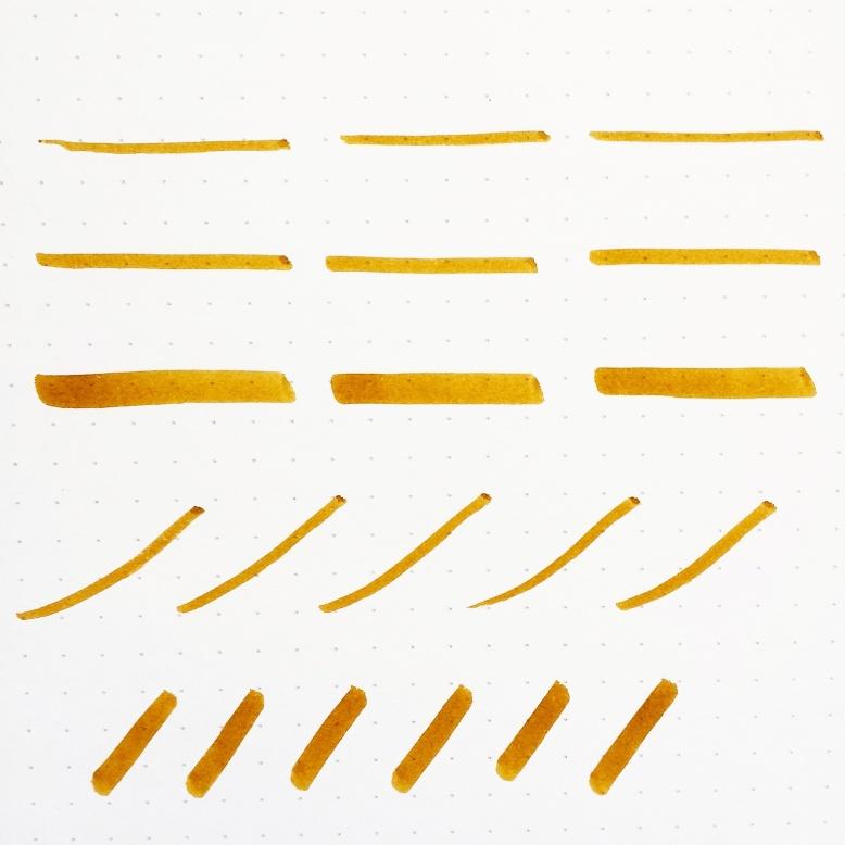 improve brush calligraphy