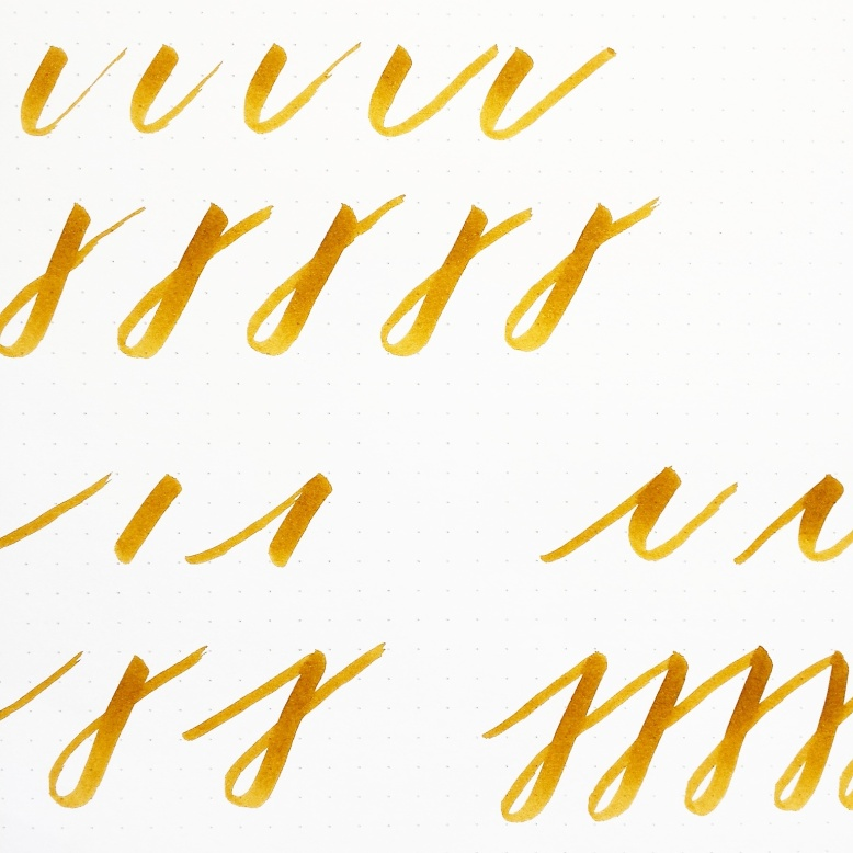 improve brush calligraphy