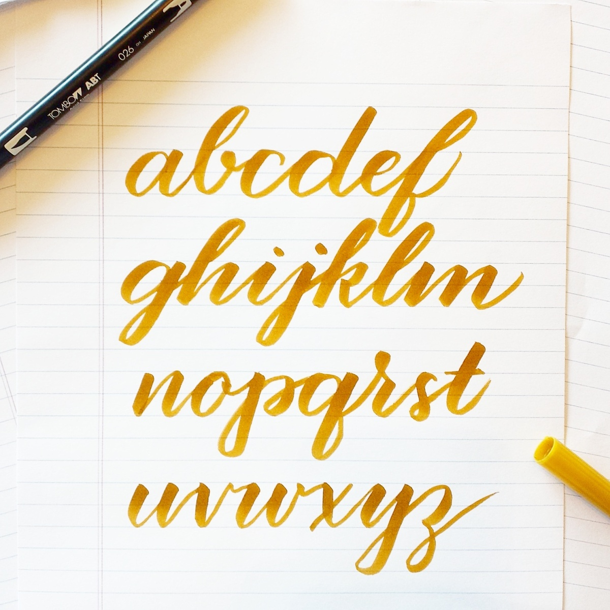 3 ways to improve your brush calligraphy – pieces calligraphy