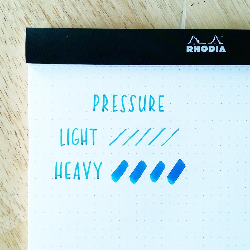 controlling pressure