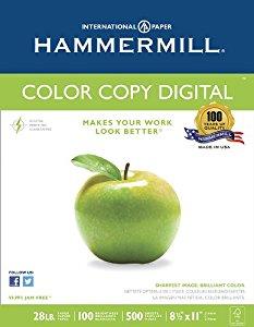 Hammermilll paper