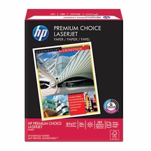 HP Premium paper